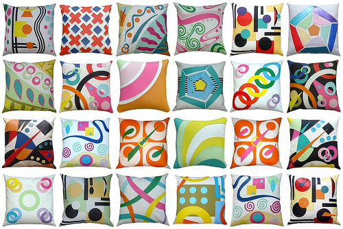 women and their decorative pillows the unexplained mystery lesliu0027s story - Pillows Decorative