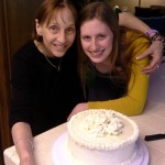 Auntie Lesli's  Extraordinary Cake Created By Denise Karr