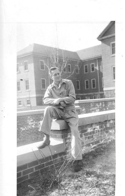 My Daddy Veteran WWII