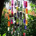 Bright chimes with foliage